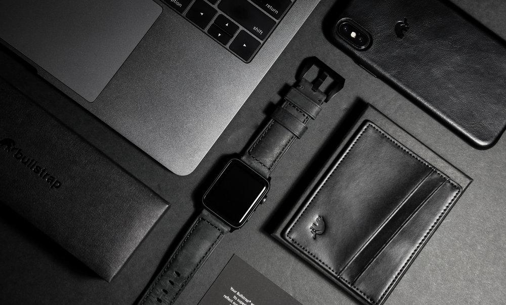 Premium Leather Bullstrap® | Collection    +  SHOP NOW