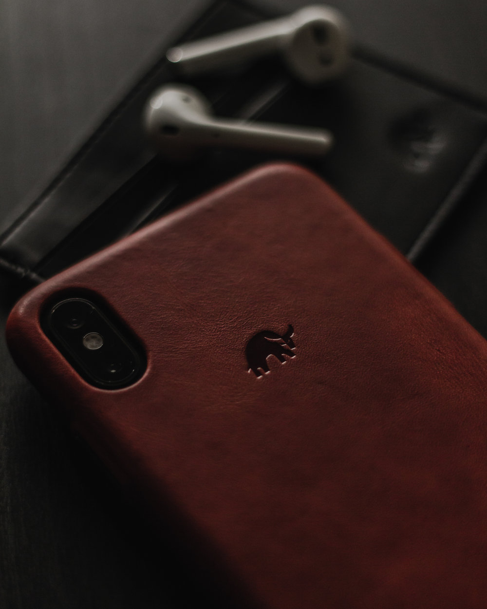 New Leather iPhone Cases | Bullstrap®    + SHOP NOW