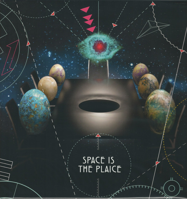 SPACE IS THE PLAICE