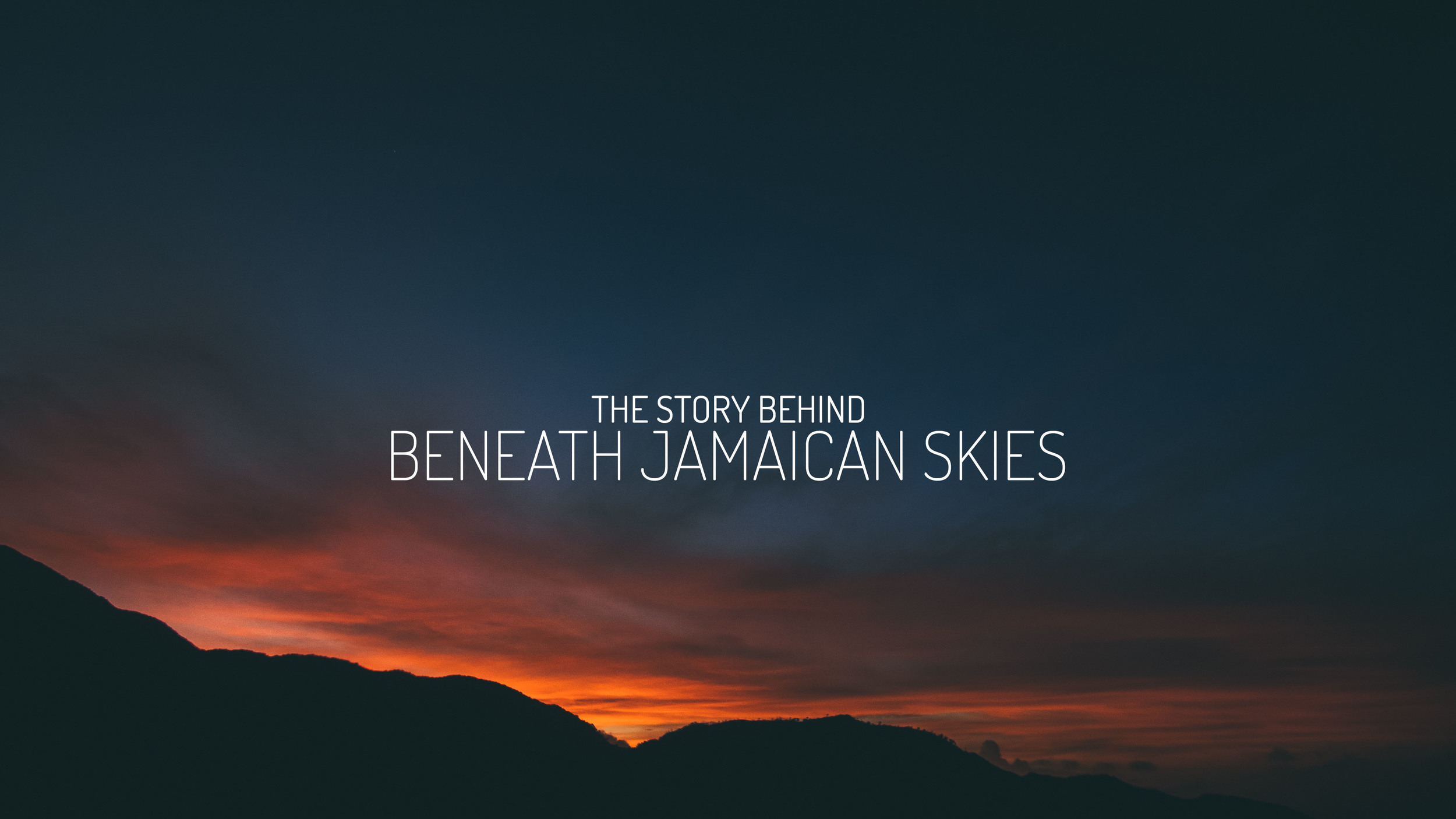 Beneath Jamaican Skies Featured Image