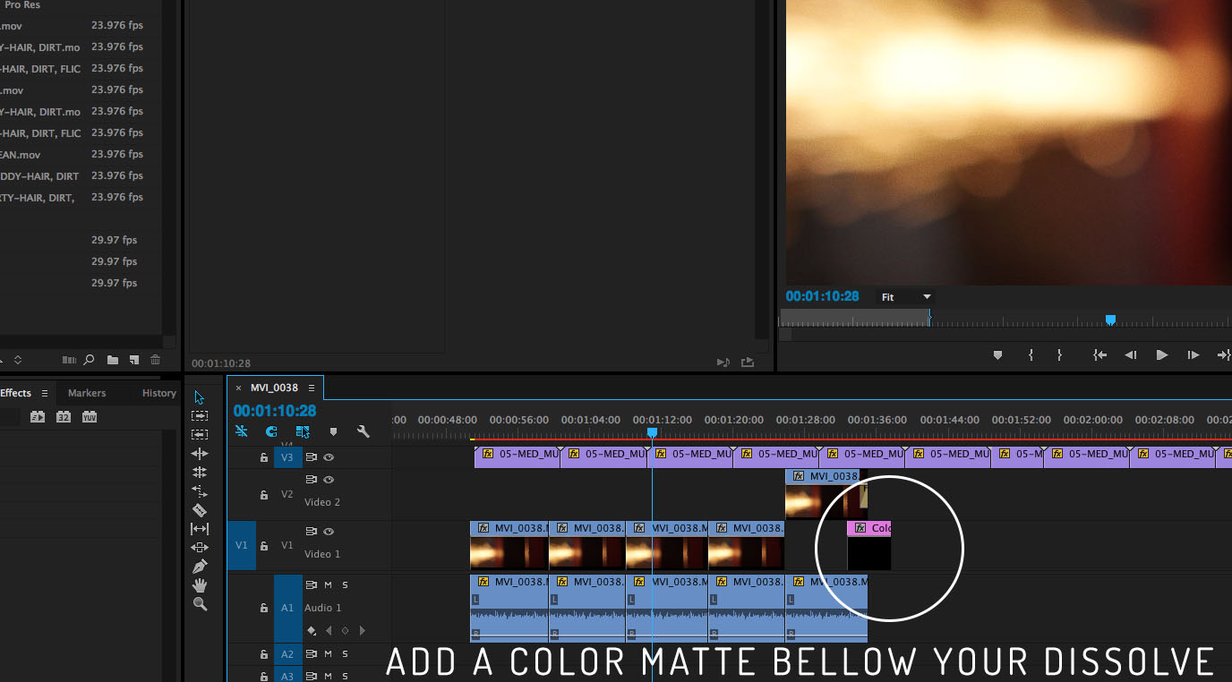 How to Add Film Grain to Your Projects in Premiere Pro CC