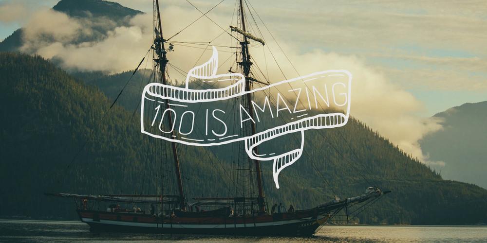 100isAmazing