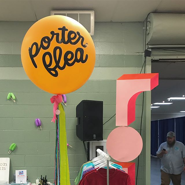 So impressed with the work at last night's @porterflea Preview Market! I've been going to these since 2012 and the PF team has upped the bar with each show. 👏🏼👏🏼👏🏼