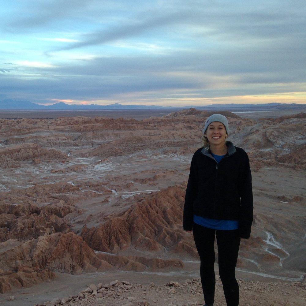Molly Frazier- Video Producer & Web Editor