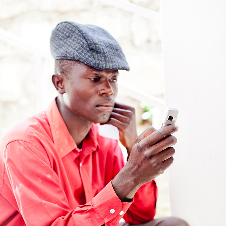 Harvard Medical    School and Massachusetts General Hospital used mobile messaging to monitor weekly adherence to PrEP  among rural women in Kenya.