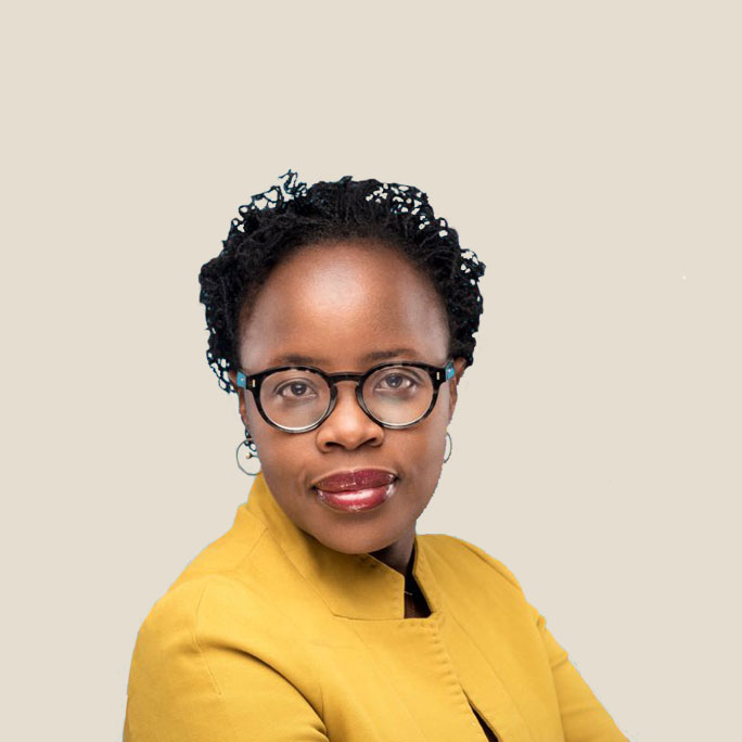 Claire Munene Chief Operating Officer