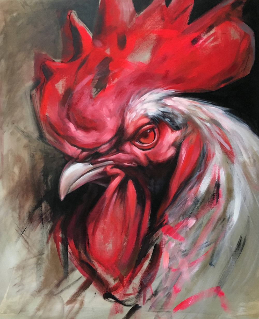 """Rooster"" 