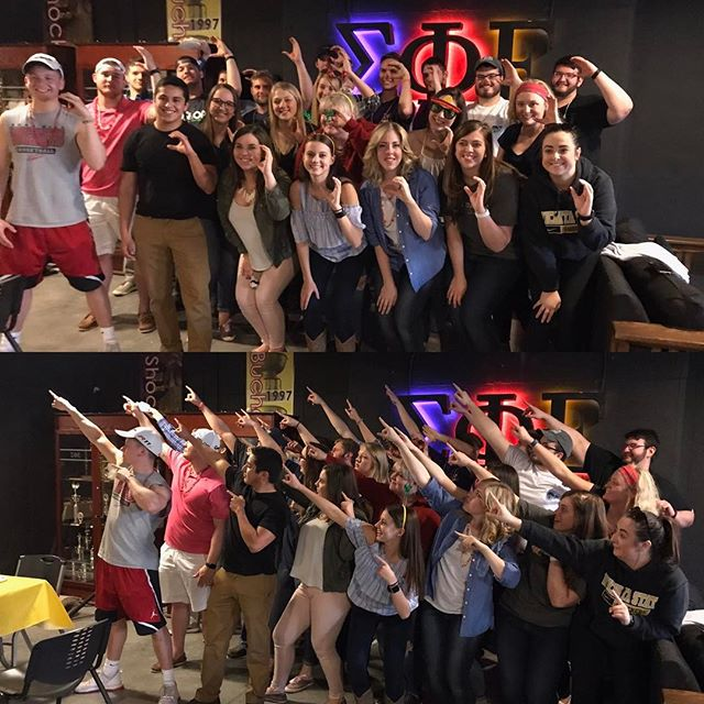 Fun Mixer with Gphi tonight 👍🏽