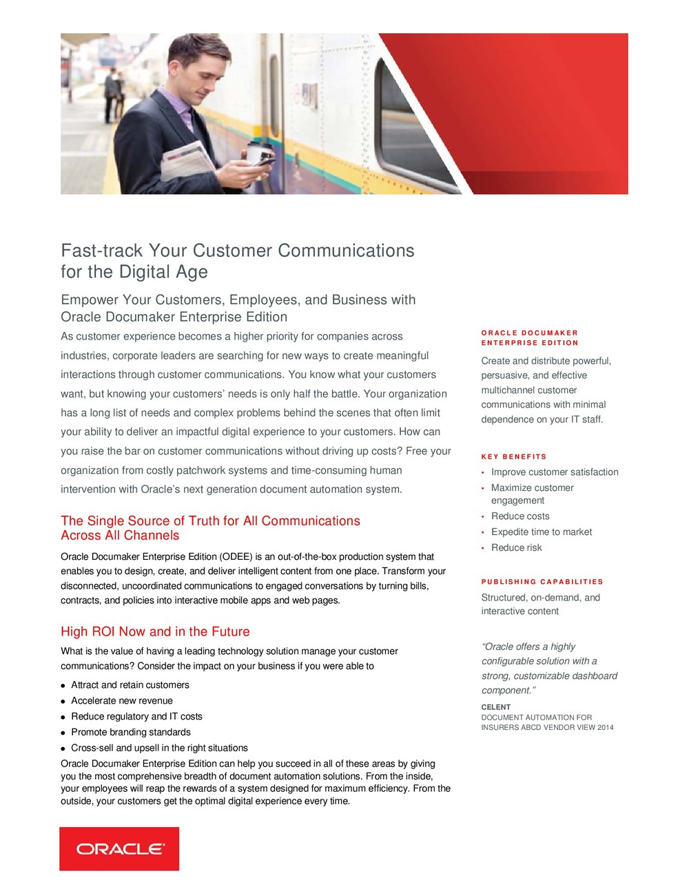 Fast-track Your Customer Communications for the Digital Age
