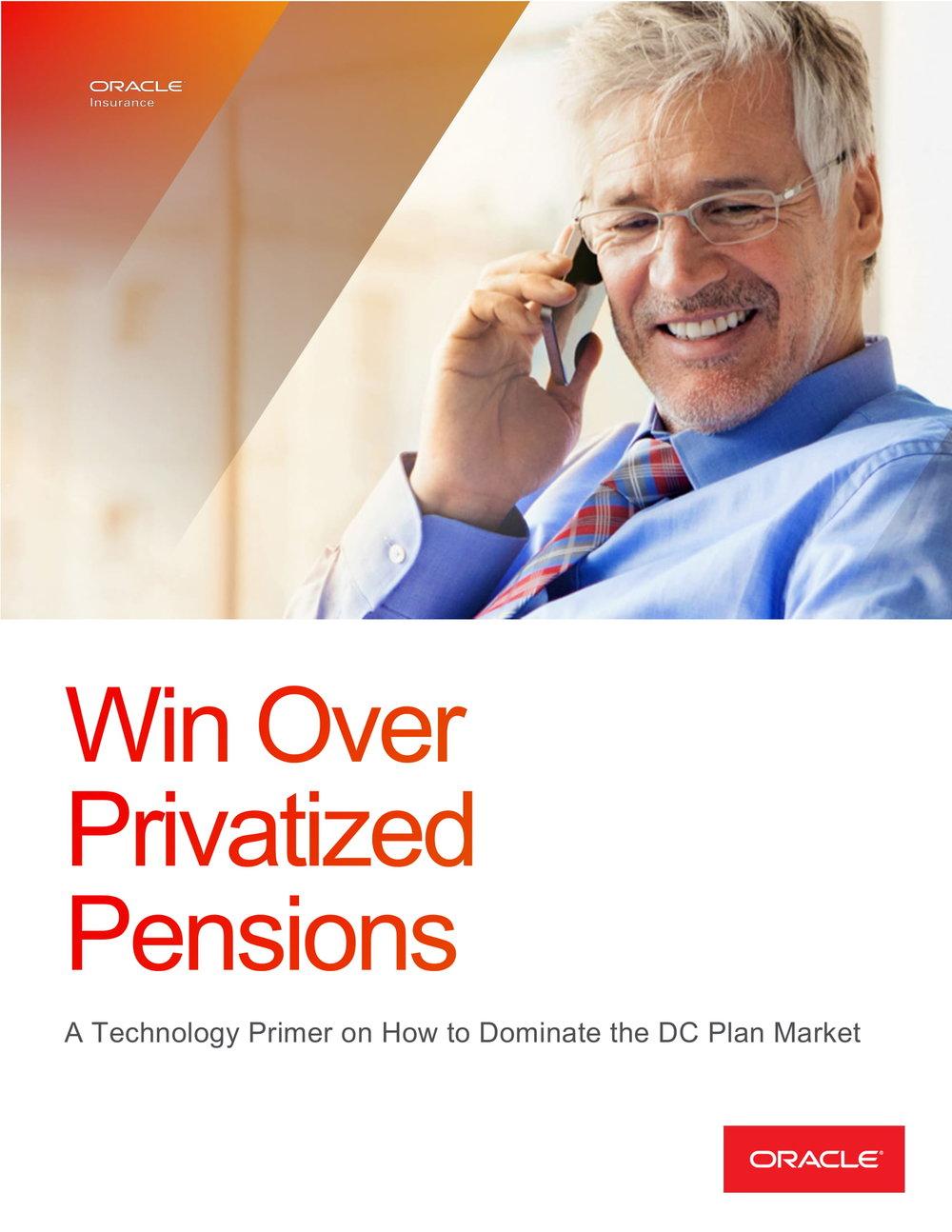 Win Over Privatized Pensions