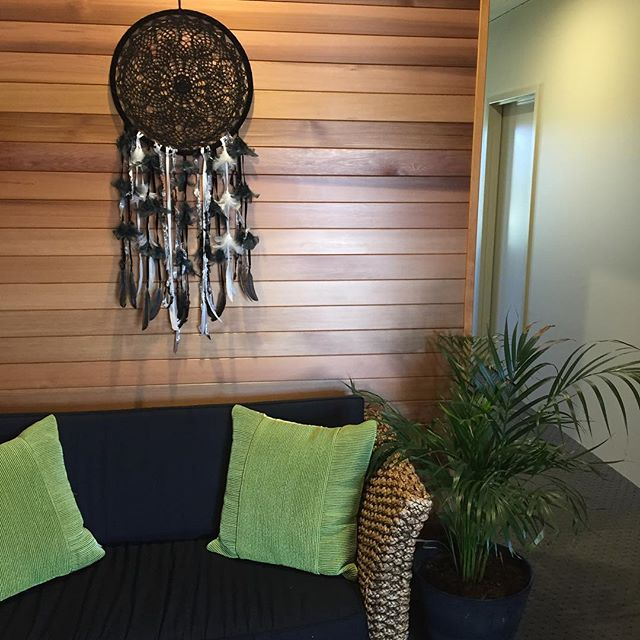 Chase your dreams and create your reality. Thanks @saharandaze for our amazing dream catcher. #wellness #margaretriverregion #margretriver #ifloatedthroughmargaretriver