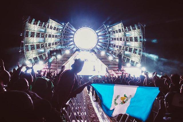 EMF 2017  #guate #festival #music #sonyrx100 @djsnake