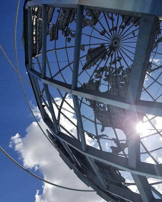 Unisphere @ Flushing Meadows-Corona Park