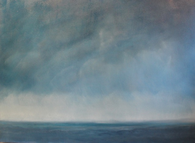 Eternity 60 x 40 Oil On Linen<br>SOLD