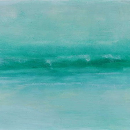 Green Wave 20 x 30 Oil on Linen<br>SOLD