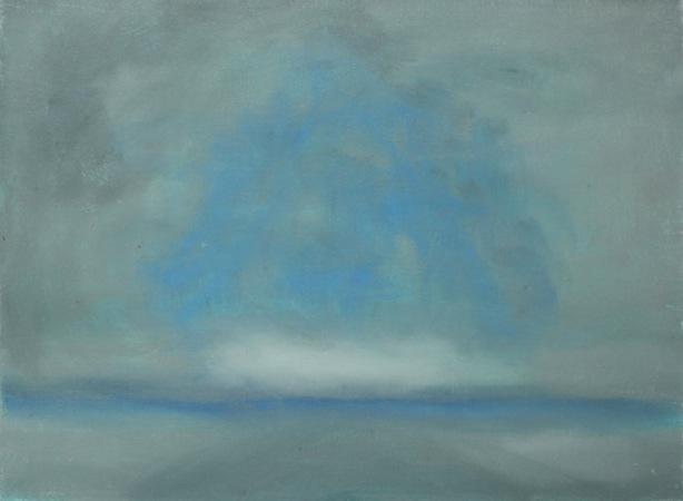 King's Sky 24 x 18 Oil on Linen
