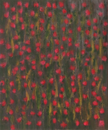 Night Petals 24 x 36 Oil on Linen<br>SOLD