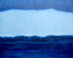 Wave of Love 48x60  oil on canvas