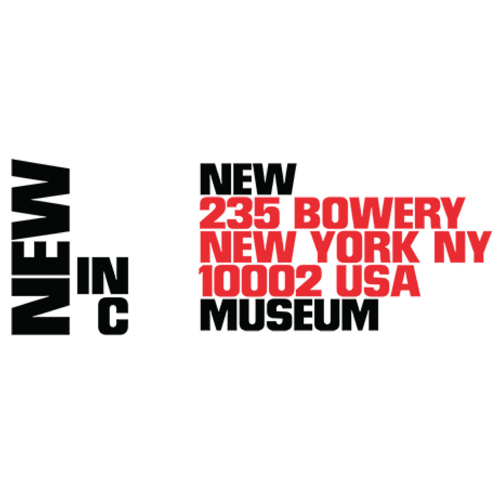 New Inc resident at the New Museum
