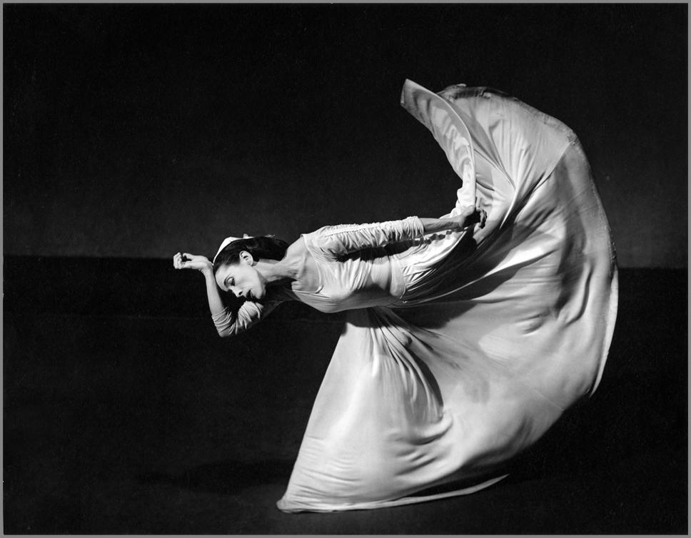"Martha Graham, ""Mother of Modern Dance"" (1894-1991)"