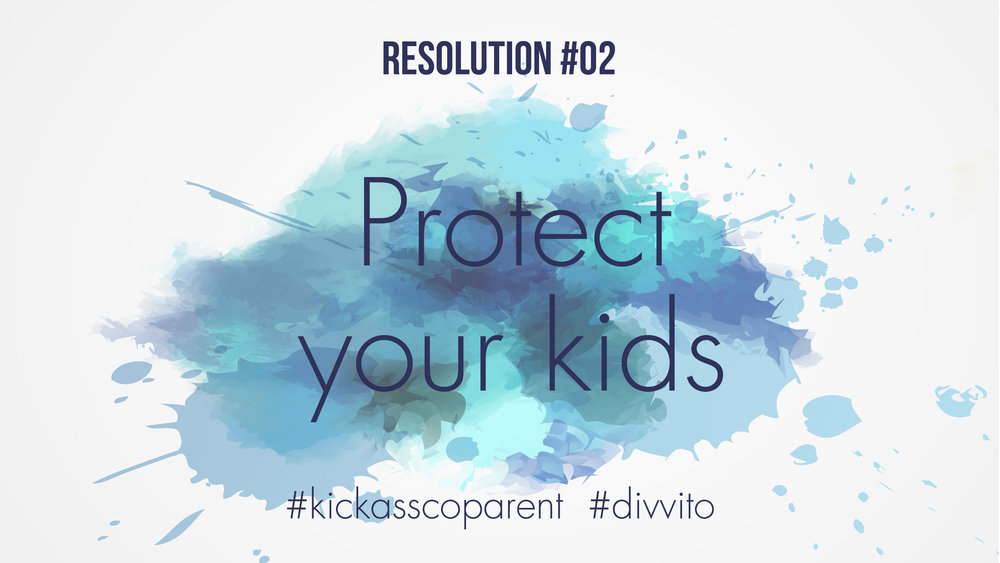 Divvito #kickass co-parenting resolution 2