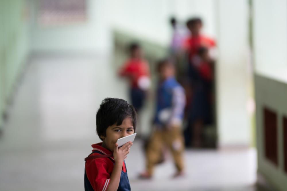 India: Schools