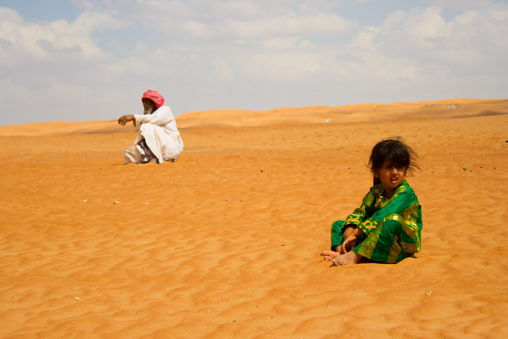 Oman: Life in the desert