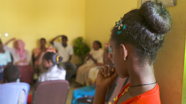 Deafness in Ethiopia [2 of 5]