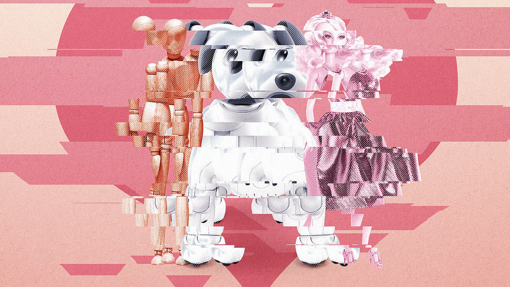 For Fast Company:  It's okay to love robots