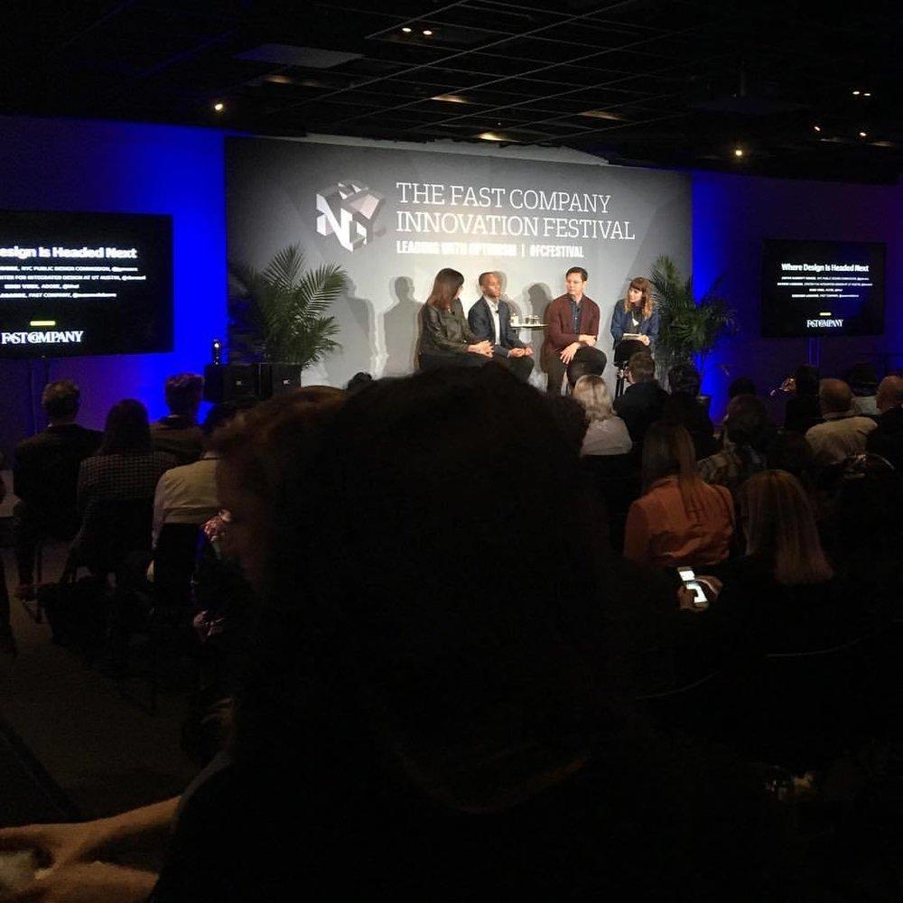 IBD panel!!! #fcfestival