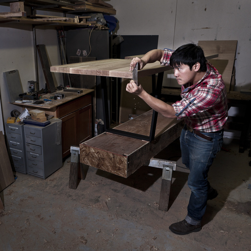 Adam Lam , Furniture Designer