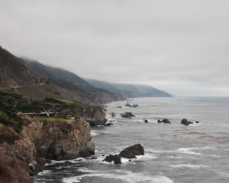 Big Sur Week, #1