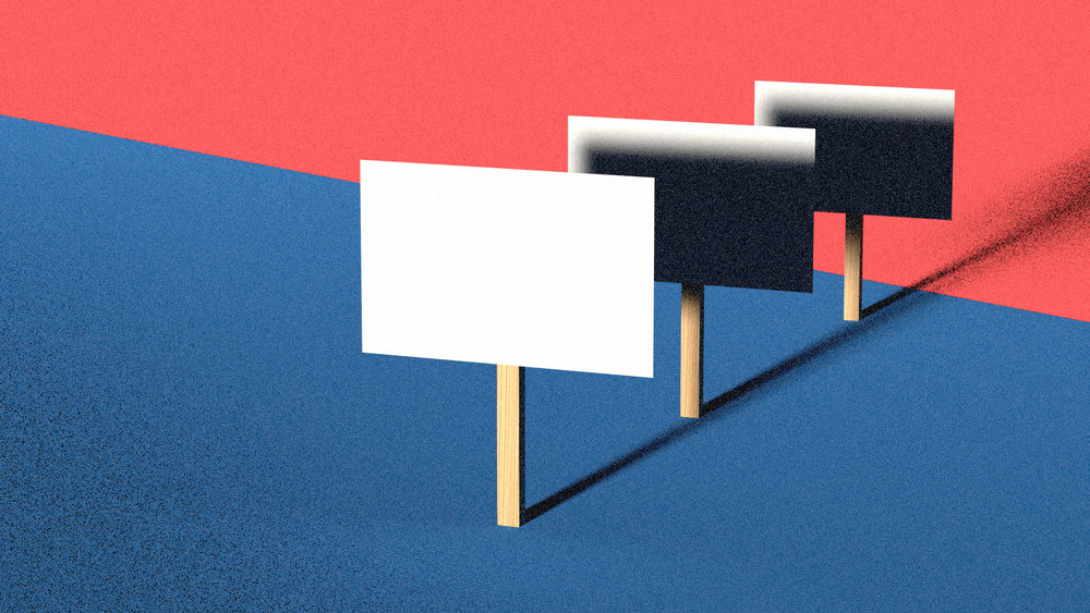 Why political candidates suddenly care about design