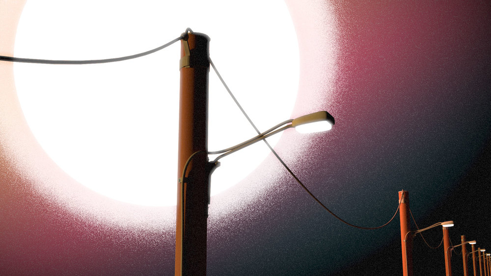 A simple fix for stronger and more sustainable cities: solar street lights