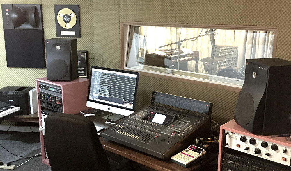 Elmira Studios is a fully equipped digital recording studio.