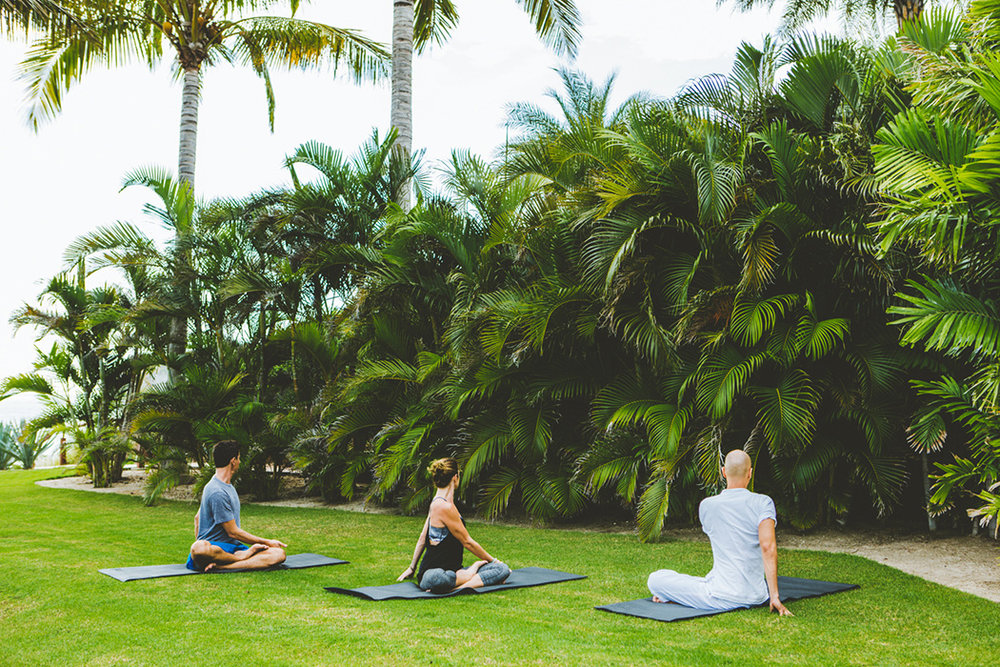 destination yoga escape