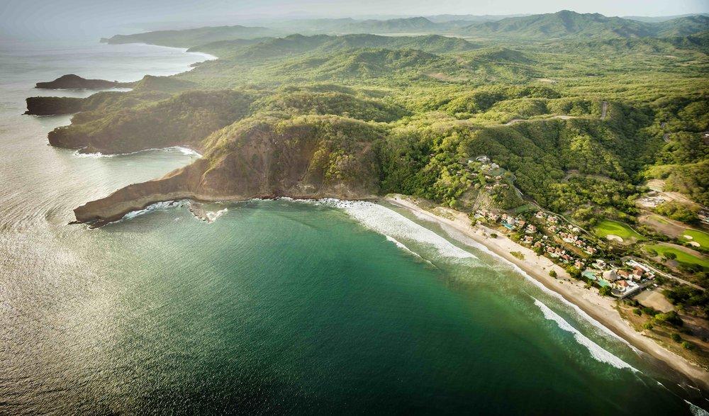 Luxury Beachfront Property Nicaragua