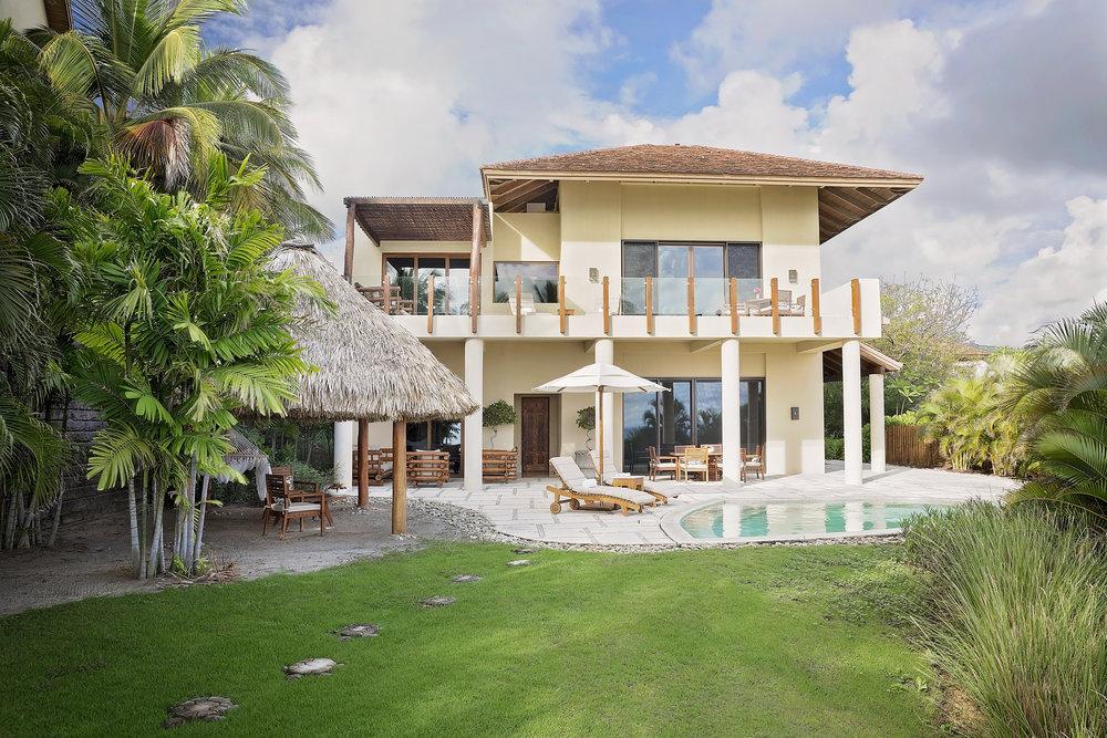Luxury Beachfront Homes in Nicaragua