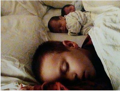 Michael, Nomi & Abigail