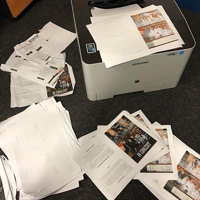 Printers: Worst. Peripherals. Ever!