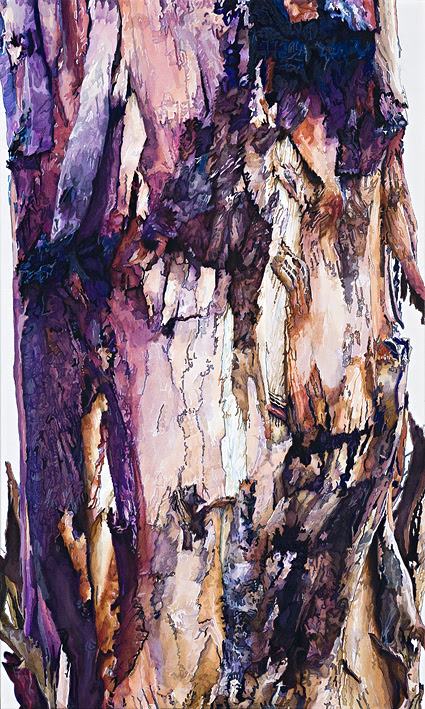 Sorrow surfacing, 2009 Oil on linen 1560 x 960mm