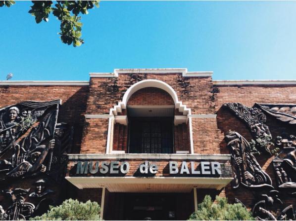 1:30 PM MUSEO DE BALER and DONA AURORA'S HOUSE   Photo by @  iamluckyboi