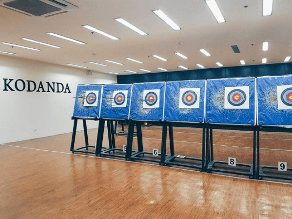 KODANDA ARCHERY RANGE  Photo by @ kenn_samala
