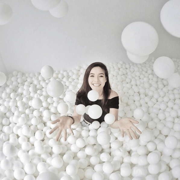 BALL PIT MANILA   Photo by @  jaminafrias
