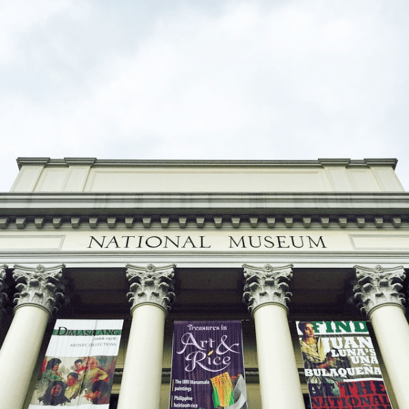 NATIONAL MUSEUM   Photo by @  luigiunlay