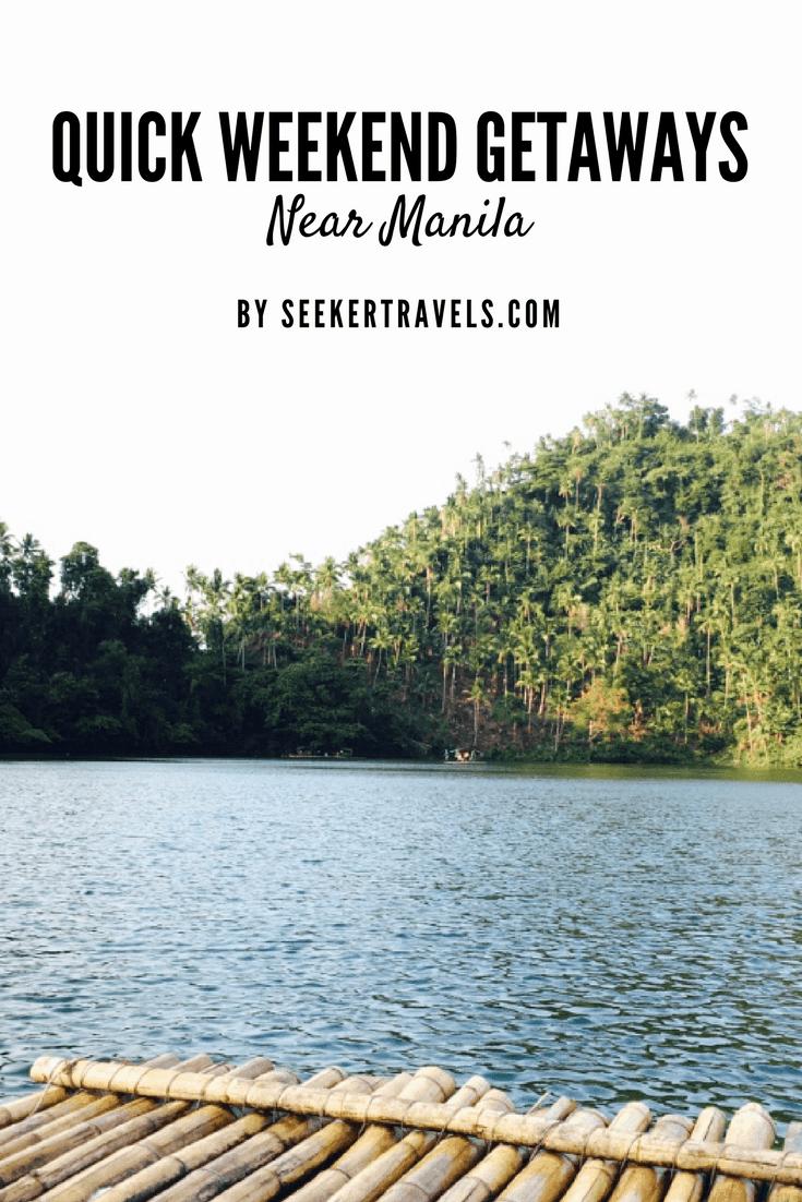 Quick Weekend Getaways Near Manila | SEEKER