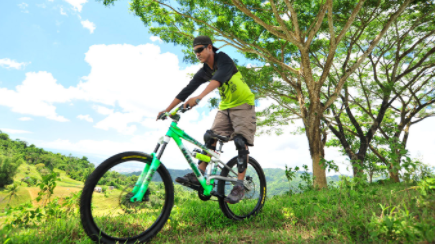 Cebu Mountain Biking Adventure with Tralulu