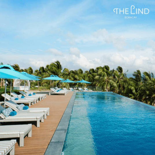 Boracay Accommodations - The Lind Boracay by @thelindhotels