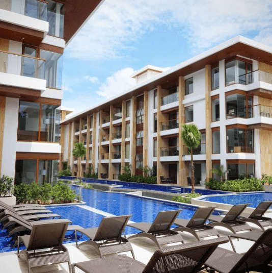 Boracay Accommodations - Hennan Crystal Sands by @henanncrystalsands