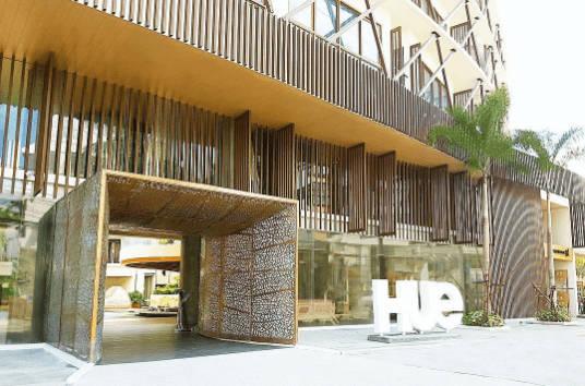 Boracay Accommodations - Hue Hotel & Resorts Boracay by @hueboracay